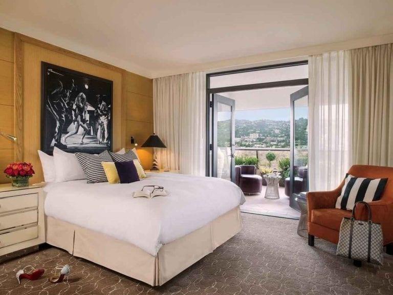 فندق سوفيتل لوس انجليس في بيفرلي هيلز