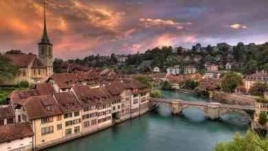 السياحة في برن سويسرا