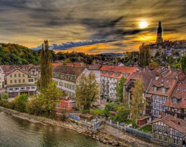 تعرف على درجات الحرارة و أفضل الأوقات لزيارةبرن سويسرا