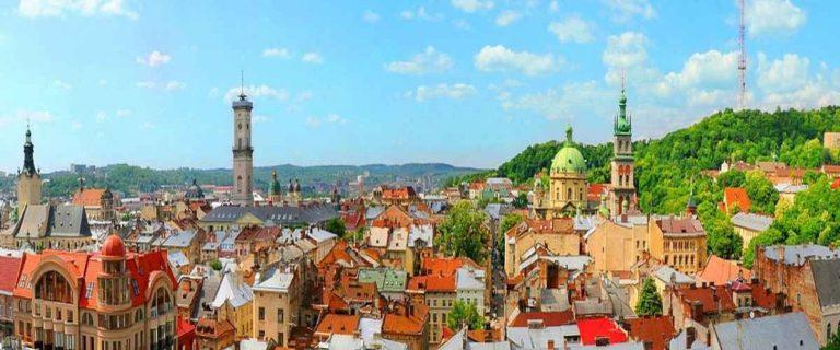 السياحة في مدينة لفيف اوكرانيا