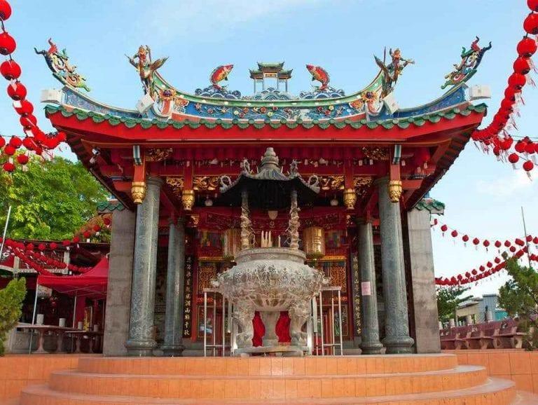 تعرف على.. افضل اماكن السياحة في كوتشينغ ماليزيا...