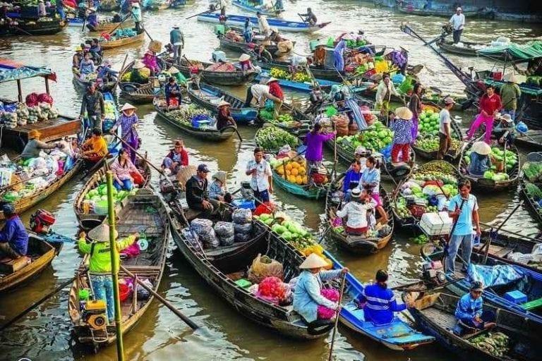 أسواق دالات Dalat Markets