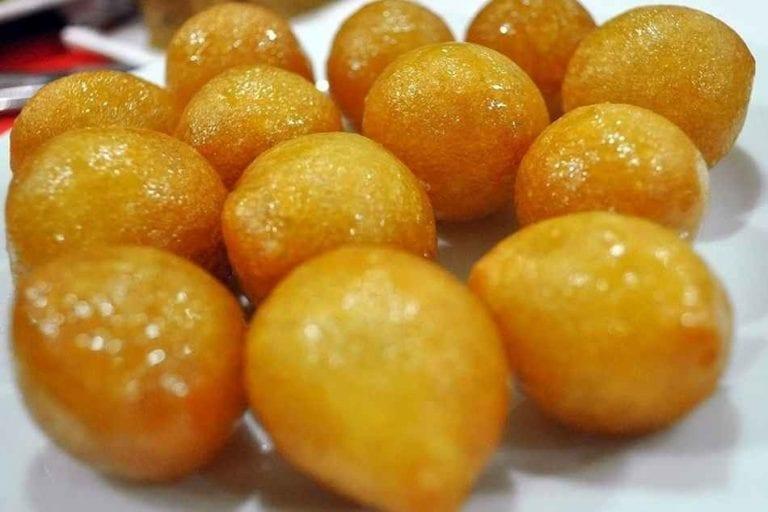 الزلابيه - الأكلات المشهورة في الجزائر Algeria