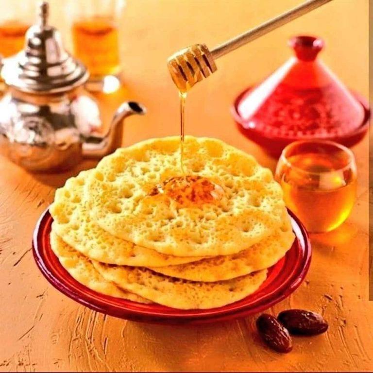 المحاجب - الأكلات المشهورة في الجزائر Algeria