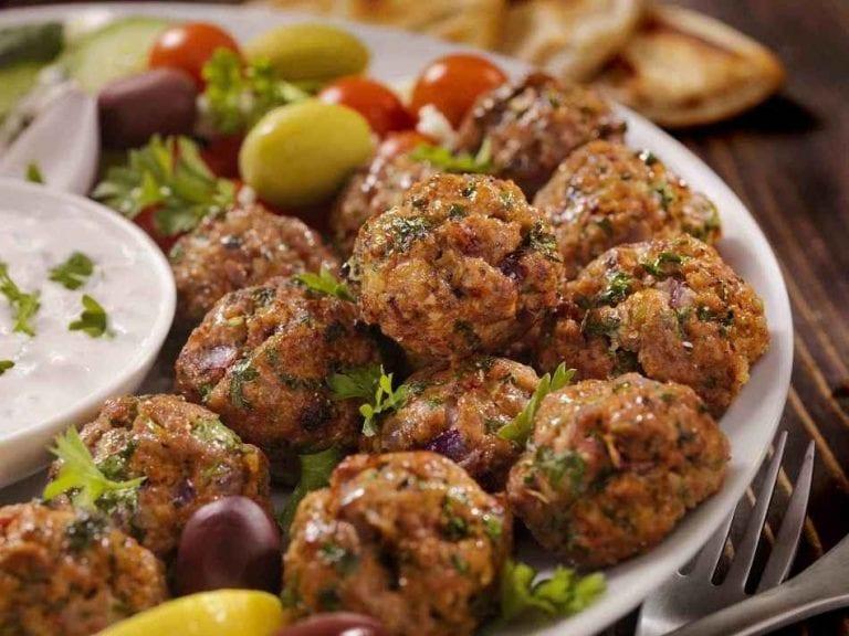 الأرض شوكي - الأكلات المشهوره في اليونان Greece