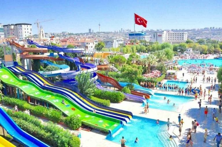 أكوا مارينا-ملاهي في إسطنبولIstanbul