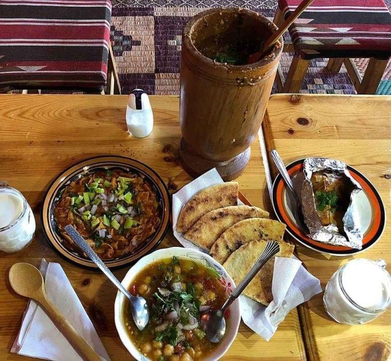 الزفيطي - الأكلات المشهورة في الجزائر Algeria