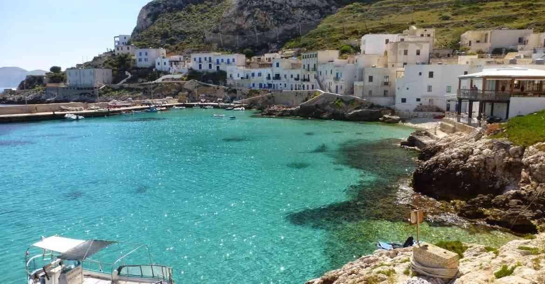 السياحة في جزيرة ليفانزو في إيطاليا