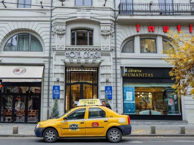 أفضل وأرخص وسائل النقل فى رومانيا