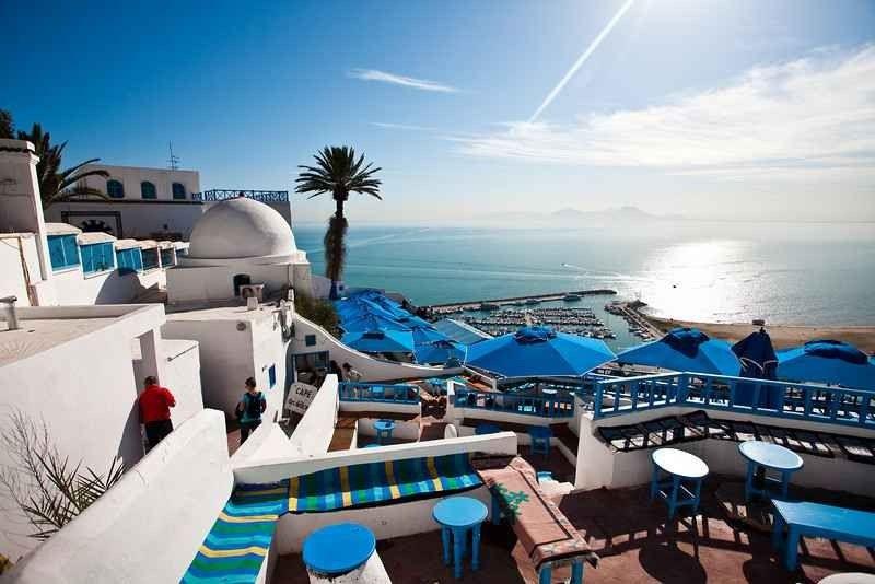 مقاهي في تونس العاصمة