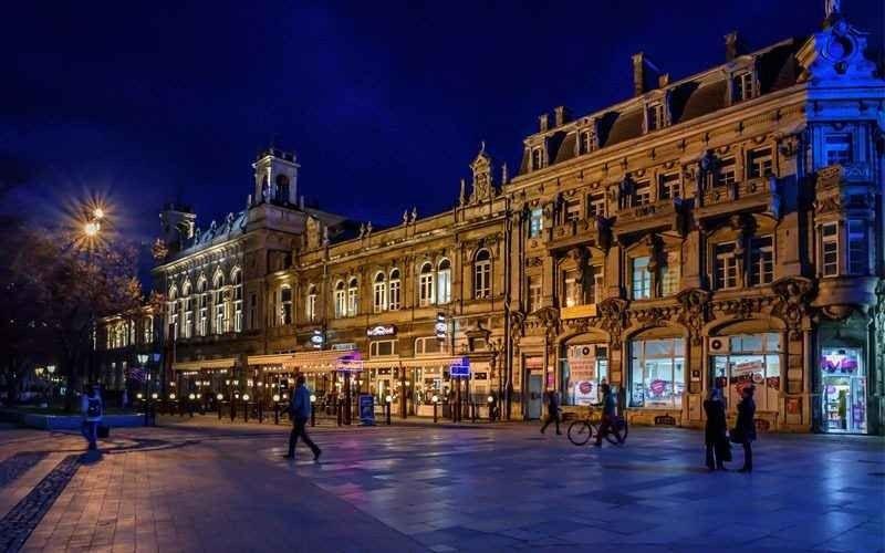 السياحة في روس في بلغاريا