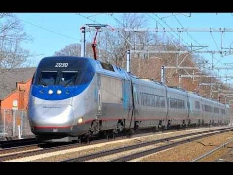 القطارات - المواصلات في شيكاغو Chicago