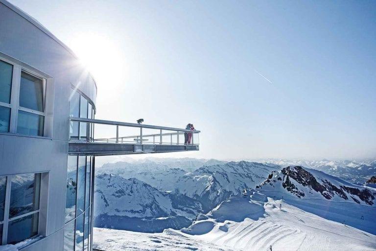 قمة كيتسشتاينهورن - أهم المنتزهات في كابرونKaprun