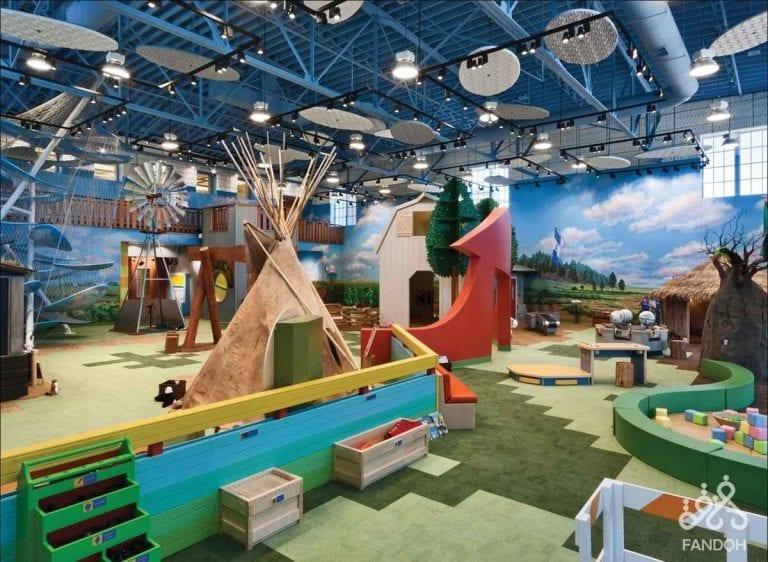 متحف الطفل-ملاهي في الأردنJordan