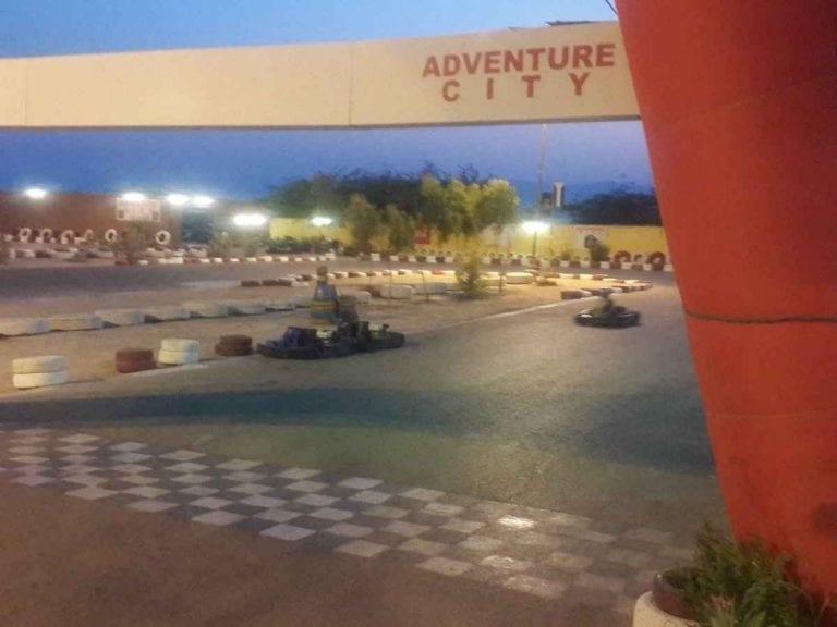 Adventure city-ملاهي في الأردنJordan