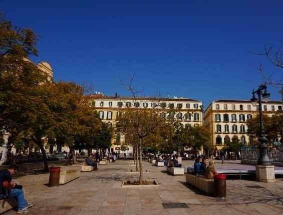 """""""المدينة القديمة""""..واحدة من افضل اماكن السياحة في ملقا الإسبانية ..."""