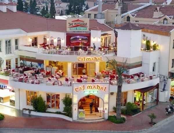 مطعم تاج محل في انترلاكن