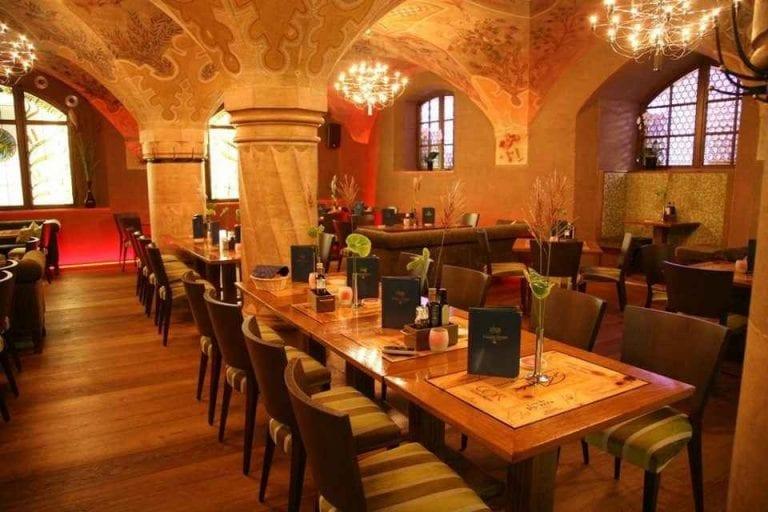مطعم راتسكلر في ميونخ