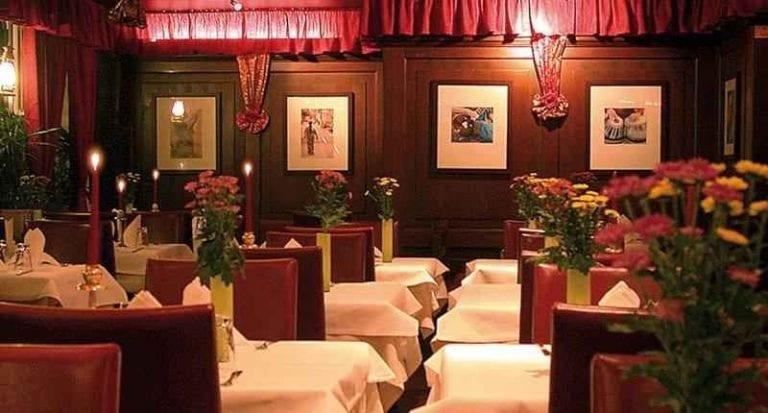 مطعم سانغام في ميونخ