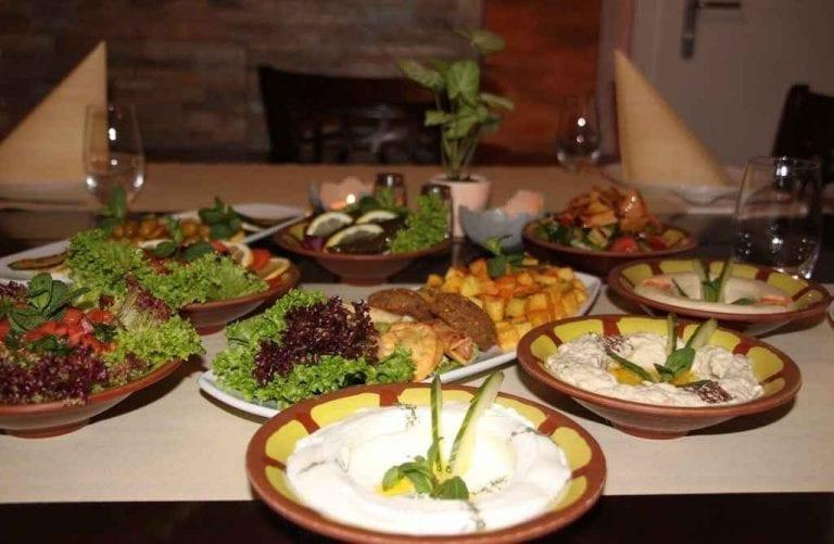 مطعم ليالي بيروت في انترلاكن