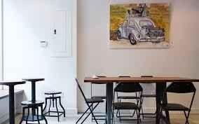 مقهى ثيرد ريال THIRD RAIL COFFEE