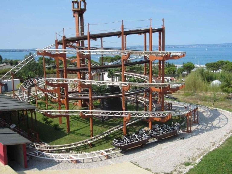 حديقة موفي لاند - ملاهي في ايطاليا Italy