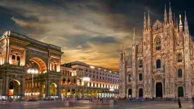 ملاهي في ميلان Milan