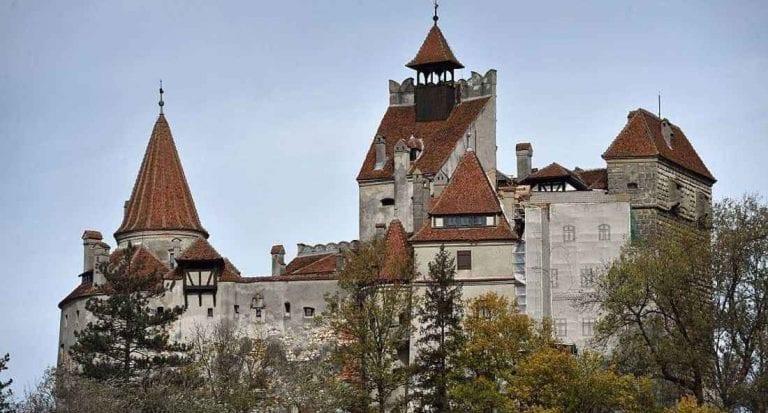 قلعة دراكولا بوخارست bran castle