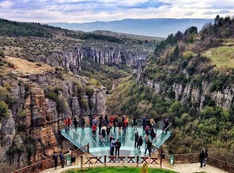 تعرف على درجات الحرارة و أفضل الأوقات لزيارة بولو تركيا