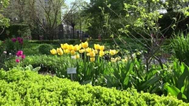 """حديقة """"سيسميجيو""""..مكان مثالى لتنزه العائلات..."""