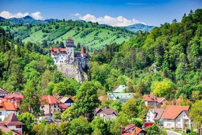 """مدينة """"سيبيو""""..واحدة من أجمل المدن السياحية فى رومانيا ..."""