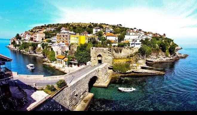 السياحة في بولو تركيا