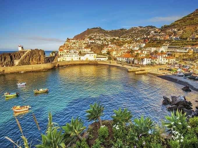 أجمل الاماكن السياحية في جزيرة ماديرا البرتغالية ..