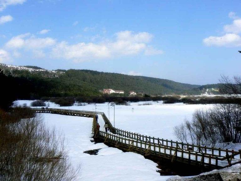 بحيرة ابانت Lake Abant Nature Park