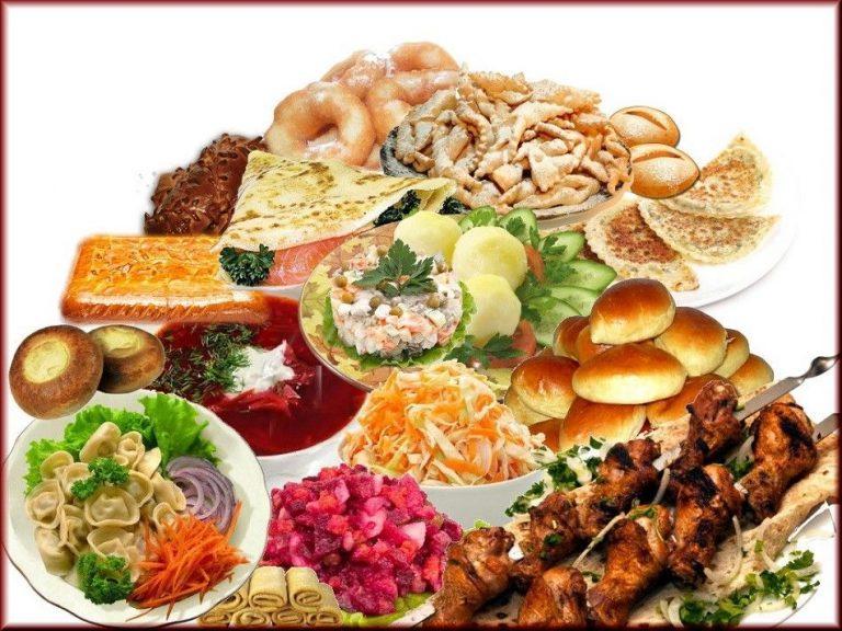 الأكلات المشهورة في روسيا Russia