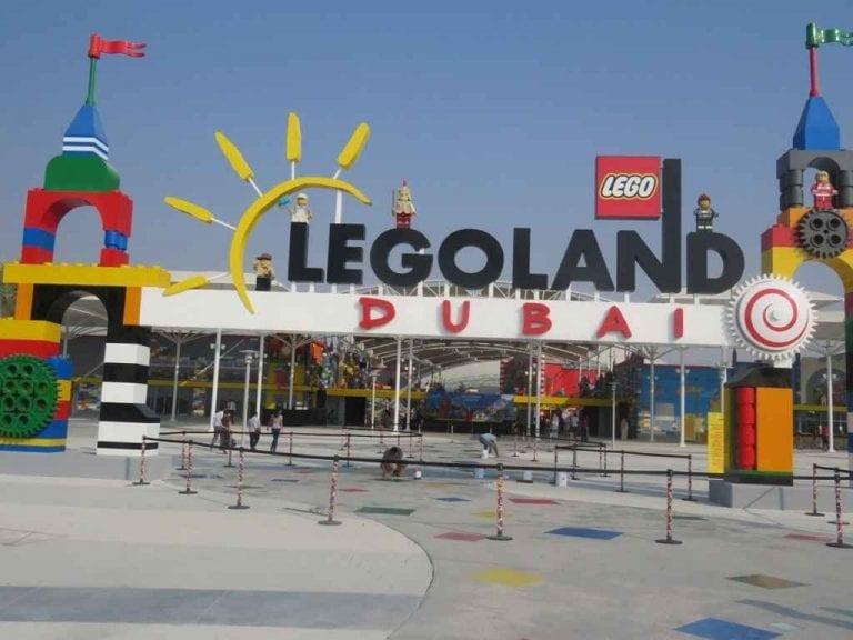 ملاهي ليغولاند دبي -الملاهى في دبي