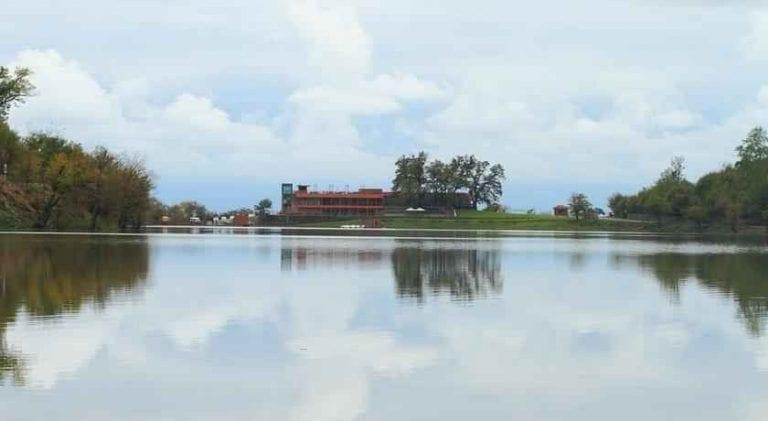 بحيرة إيليا