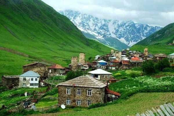 قرية أوشغولي