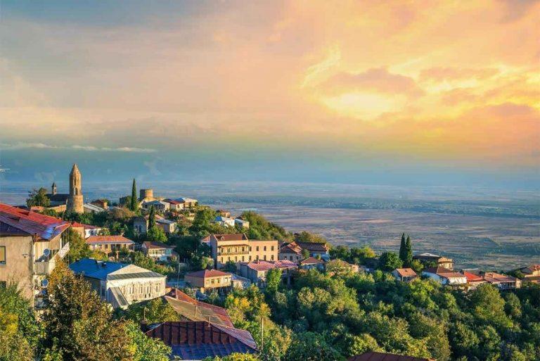 السياحة في مدينة سغناغي جورجيا : و 6 أنشطة واماكن سياحية 1