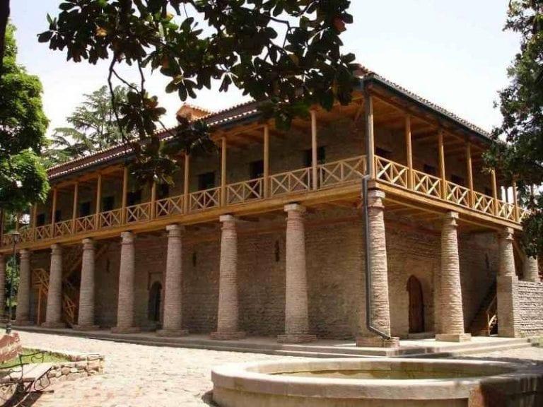متحف تيلافي التاريخي