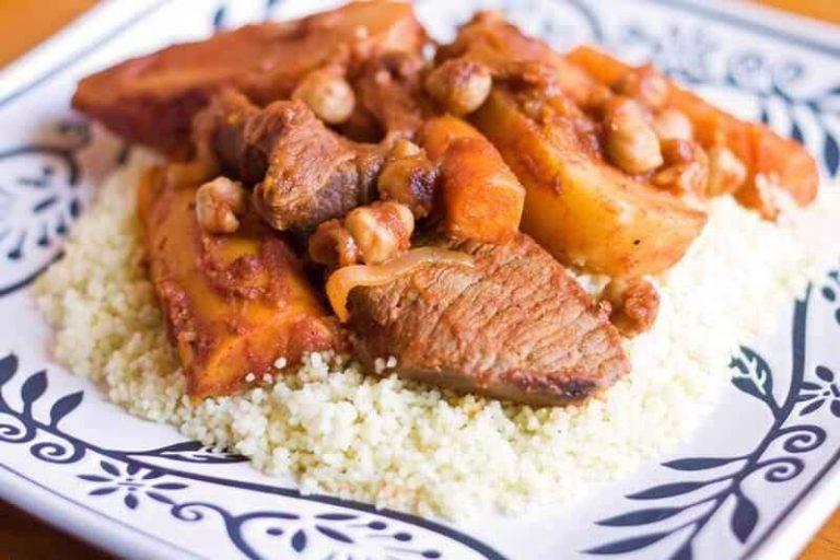 الأكلات المشهورة في ليبيا