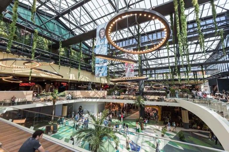 بارك ليك مولPark Lake Mall