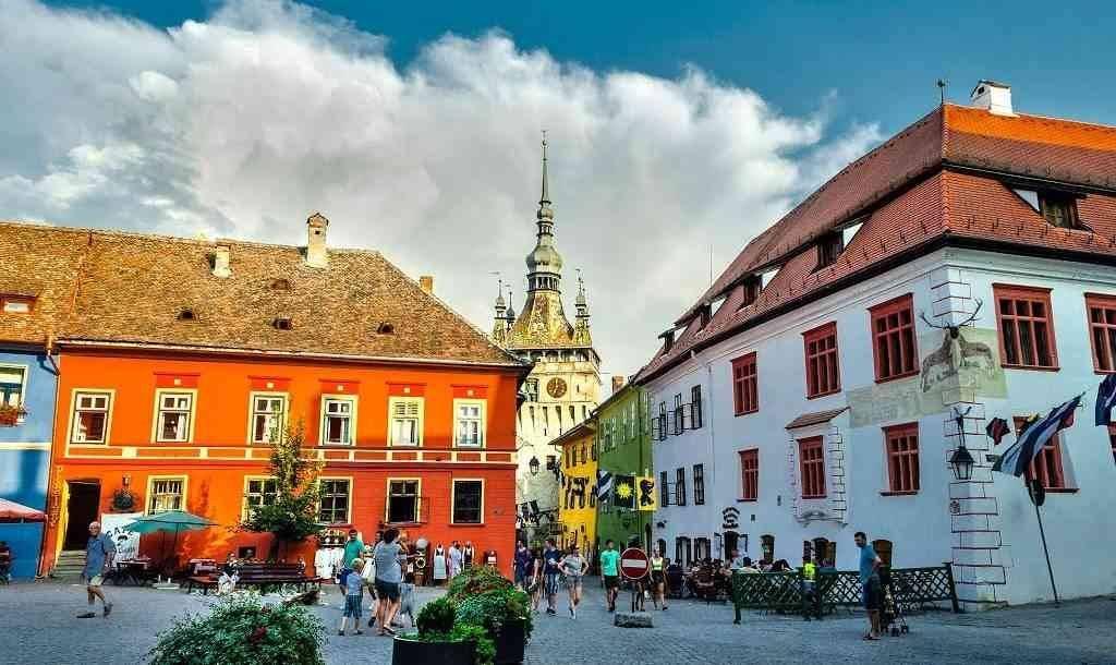 السياحة في سيغيسوارا في رومانيا .. و 8 انشطة واماكن سياحية 2