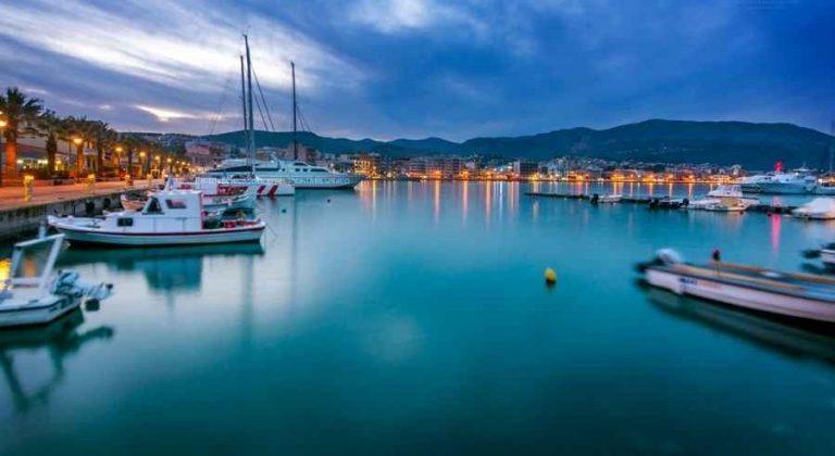السياحة في جزيرة خيوس اليونانية