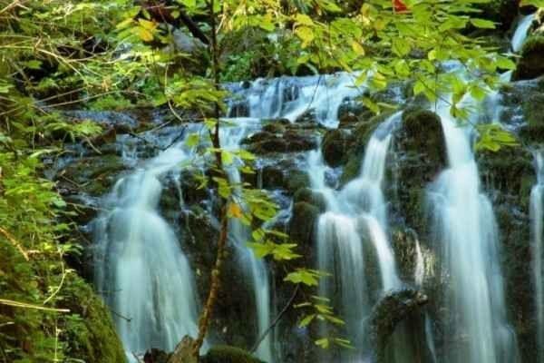 شلال ساماندرا بولو Samandere Waterfall