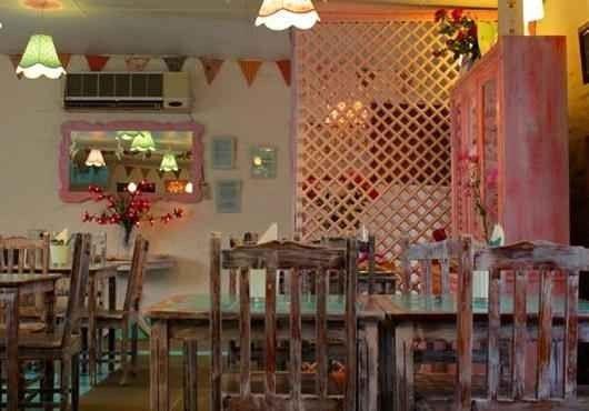 Rose Cafe, Saidulajab
