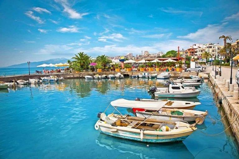افضل الانشطة السياحية في مدينة ساراندا في البانيا