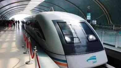 المواصلات في شينغهاي Shanghai