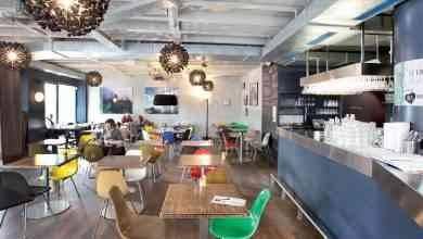 مقاهي في لوزان