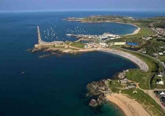 السياحة في جزر القنال البريطانية